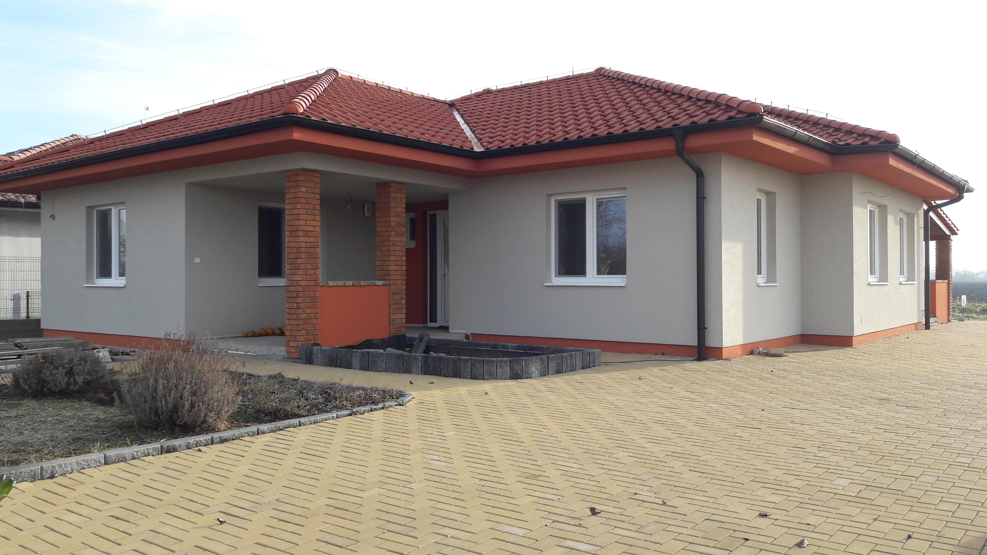 Na predaj rodinný dom v obci Kajal – novostavba