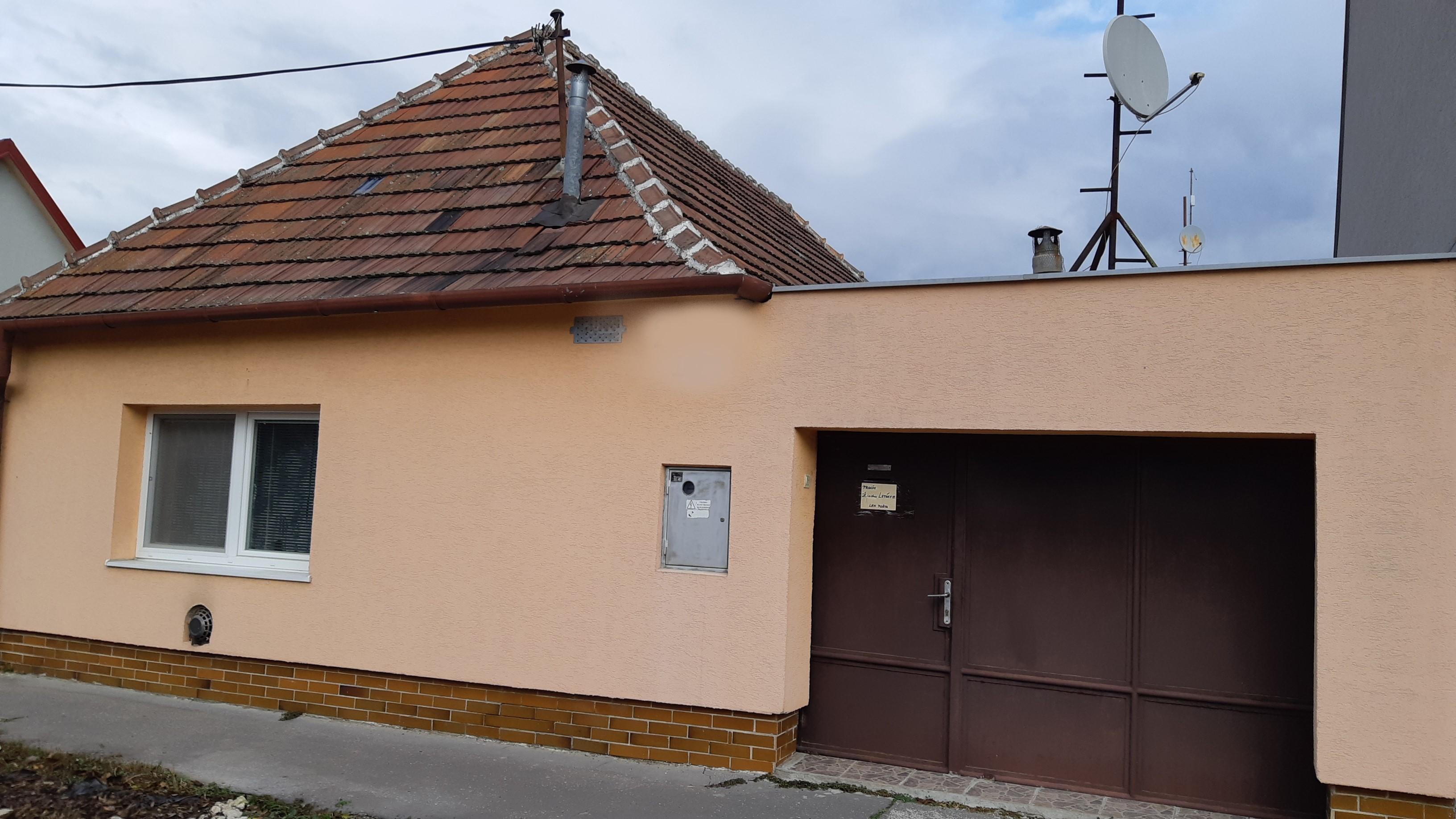 Predaj 3-izbový rodinný dom Sereď