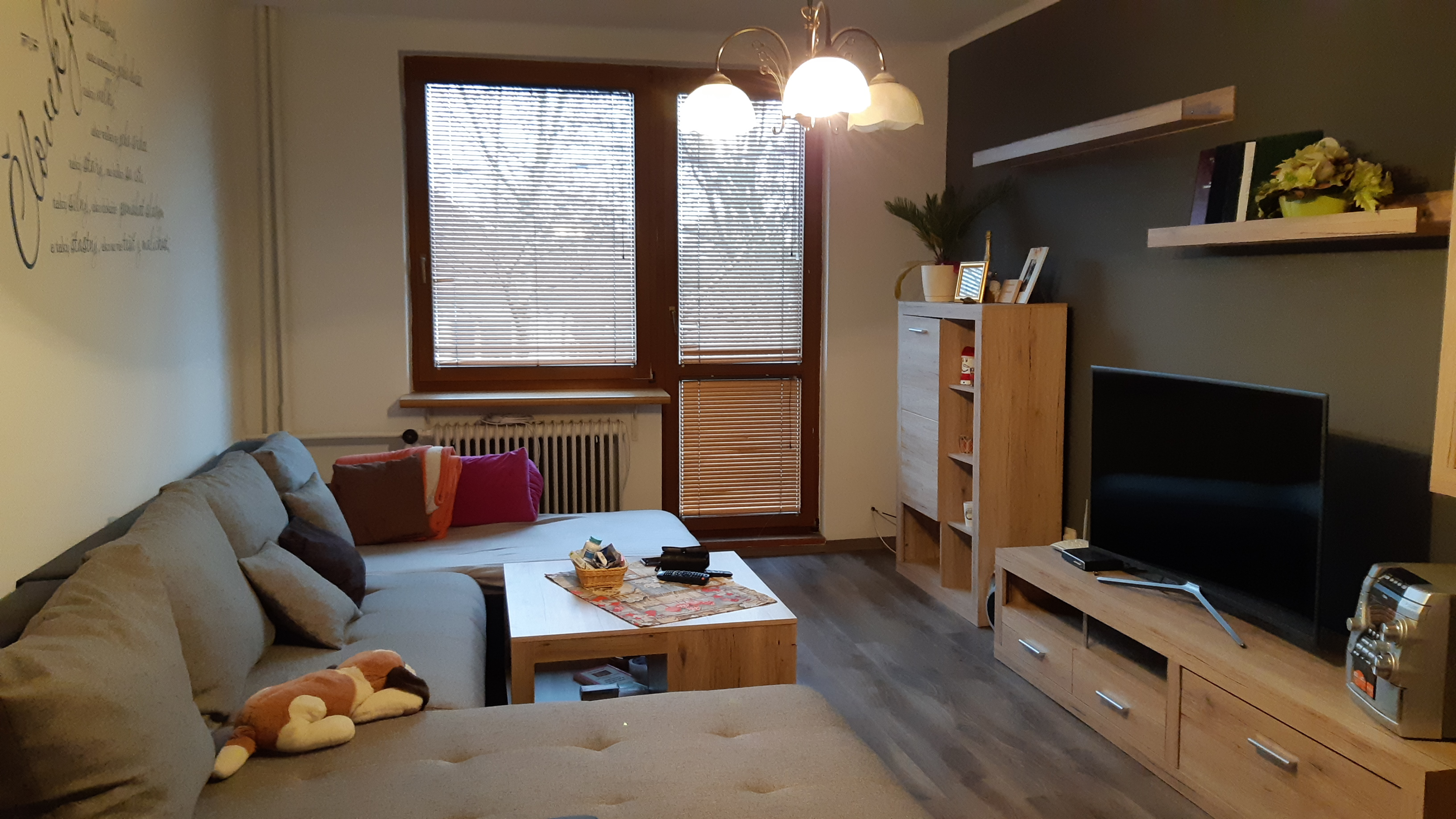 Na predaj 2-izbový byt v obci Jelka
