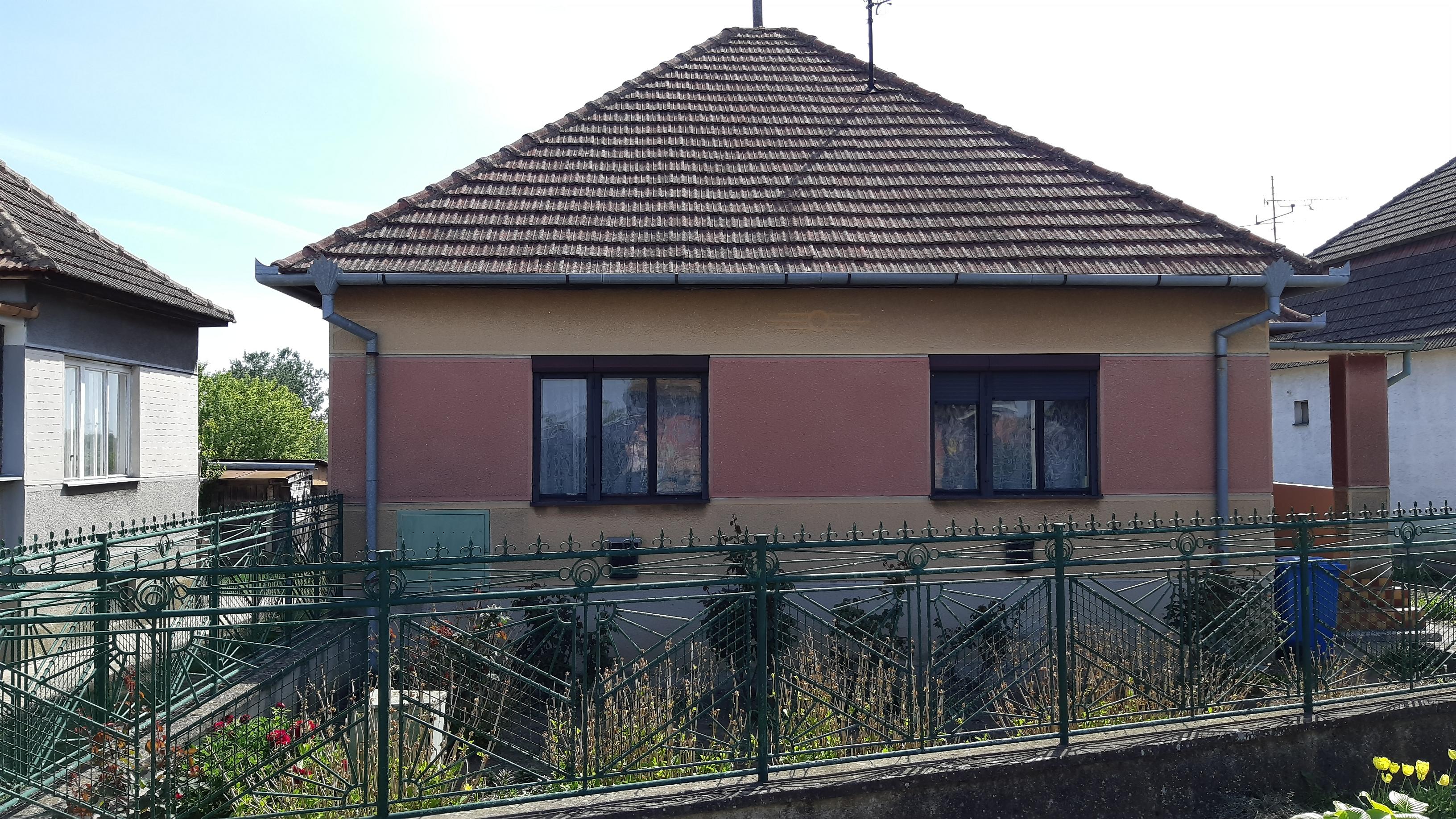 Na predaj rodinný dom Topoľnica – okres Galanta