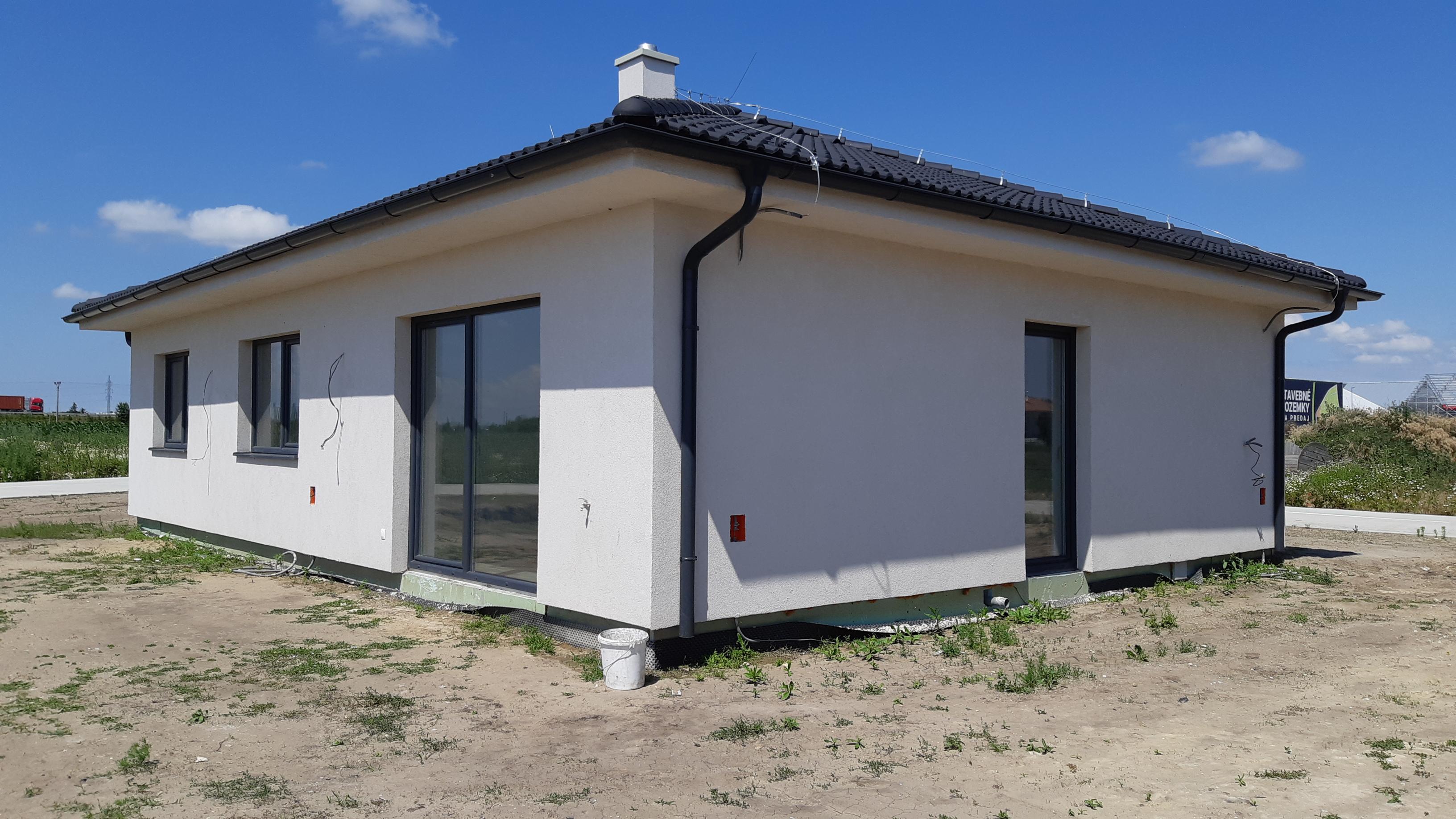 Na predaj 4-izbový rodinný dom Galanta – Richtárske pole