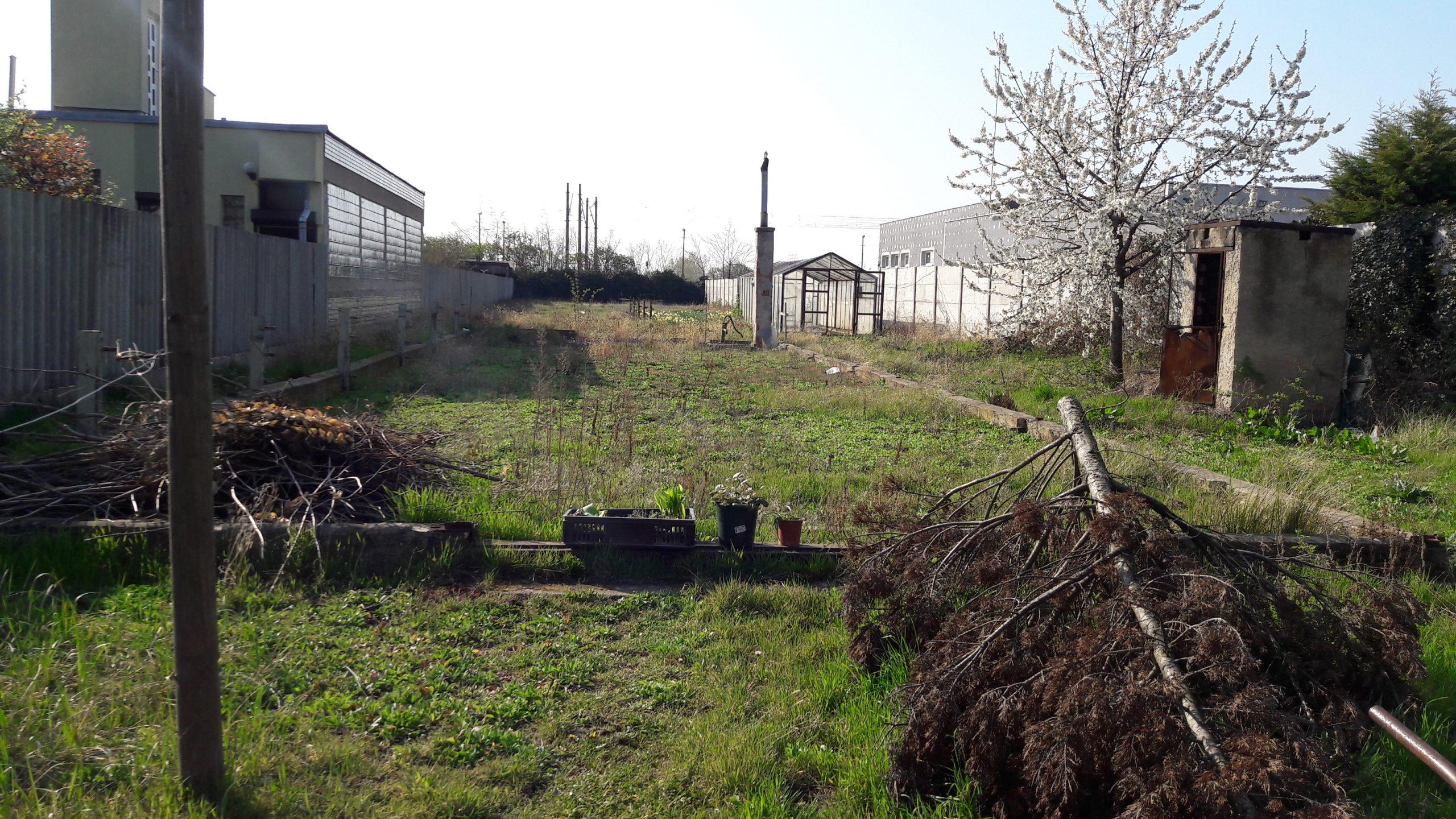 Rezervovaný Predaj stavebného pozemku v obci Veľký Biel