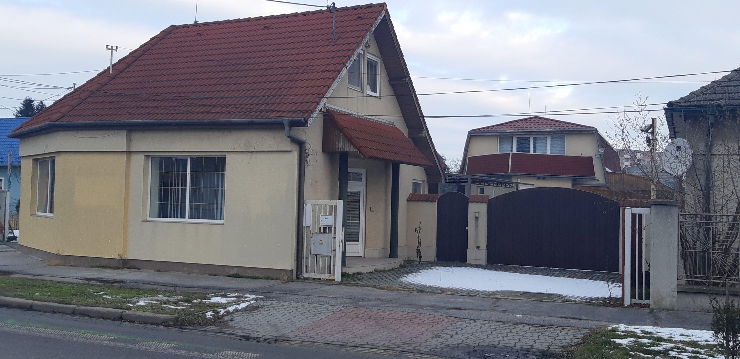 Na predaj rodinný dom v Galante
