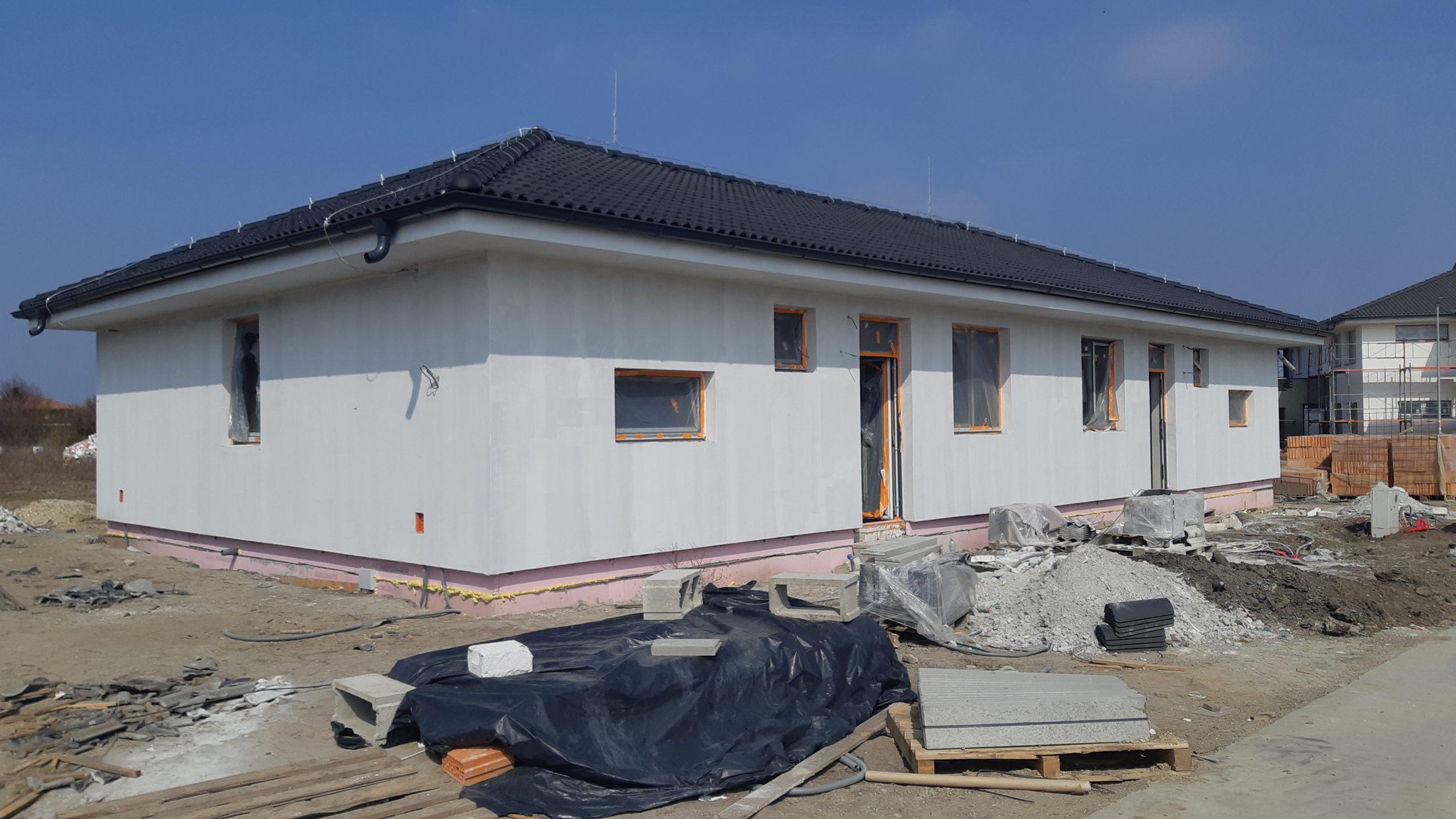 Na predaj 3-izbový rodinný dom novostavba Galanta