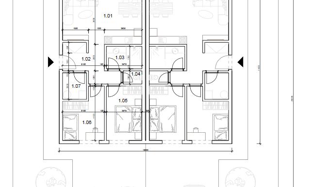 3-izbový dom